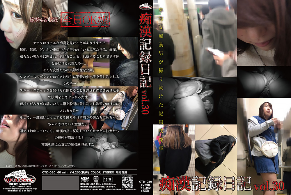 痴漢記録日記 vol.30
